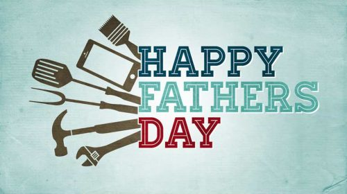 Very Happy Father's Day