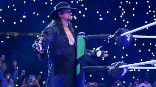 legendary wrestler Undertaker retirement from WWE