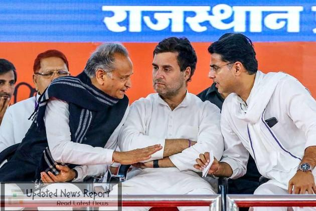Rahul Gandhi Intensely Wants to Keep Door Open For Sachin Rajesh Pilot: Congress Official Sources