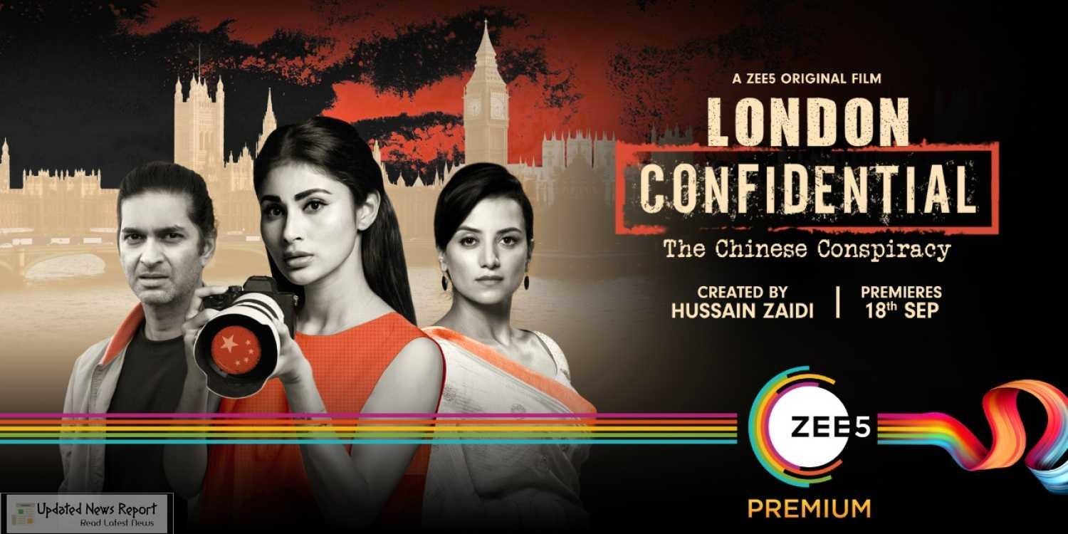 London Confidential: The Chinese Conspiracy Movie