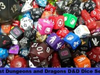 Best Dungeons and Dragons D&D Dice Set