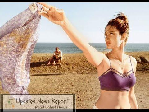 Ileana D'Cruz's Beach Pictures 1