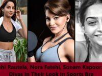 Urvashi Rautela, Nora Fatehi, Sonam Kapoor