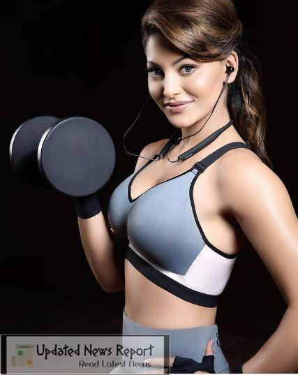 Urvashi Rautela sports