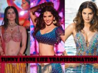 SUNNY LEONE LIFE TRANSFORMATION