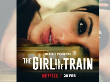 THE GIRL ON THE TRAIN LEAKED
