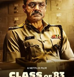 Class Of 83 film poster